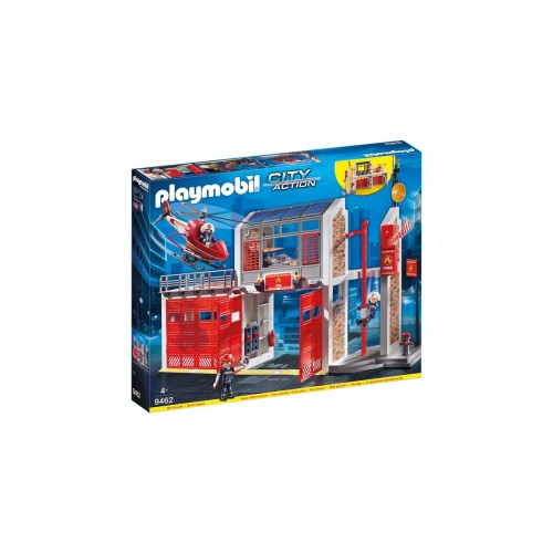 Playmobil : Large Fire Station (9462)