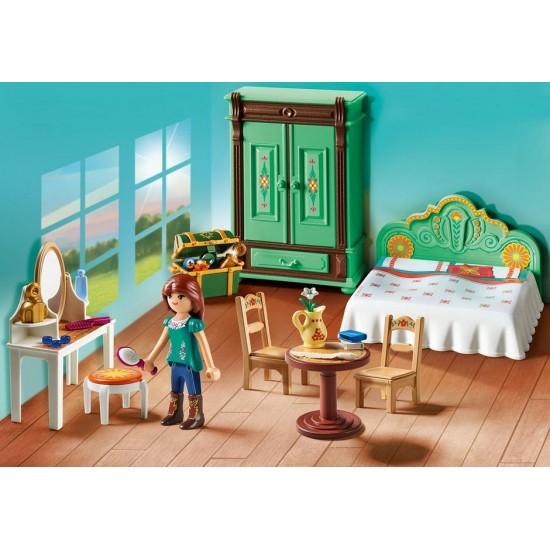 Playmobil : Lucky's Bedroom (9476)