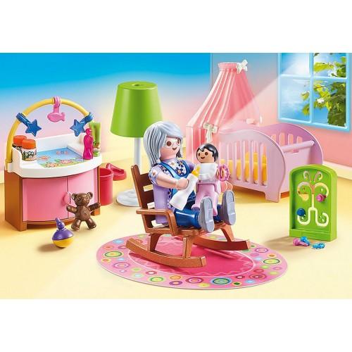 PLAYMOBIL SET: Nursery (70210)