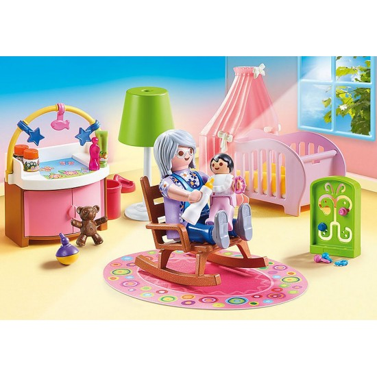 PLAYMOBIL SET: Nursery (70210)