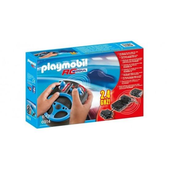 Playmobil Σετ Τηλεκατεύθυνσης (6914)