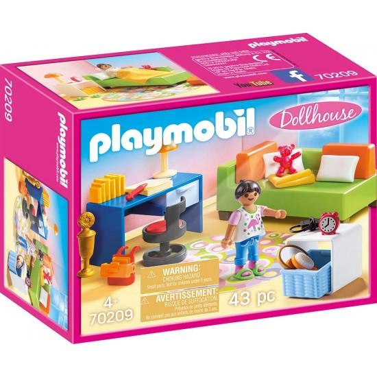 Playmobil Set: Youth Room (70209)