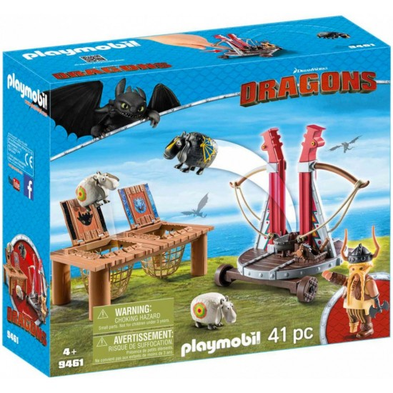 Playmobil : Sheep Launcher (9461)