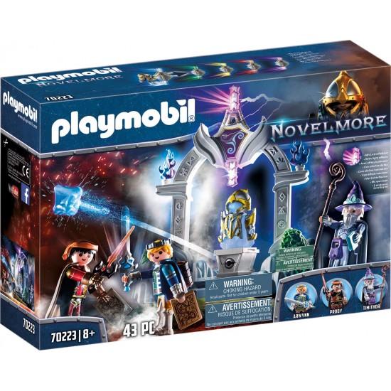 PLAYMOBIL:  Shrine of magical armor(70223)