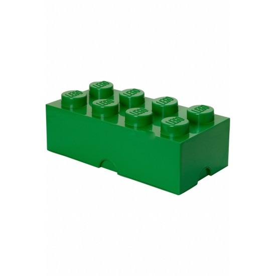 Room Copenhagen LEGO Storage Brick 8 green - RC40041734