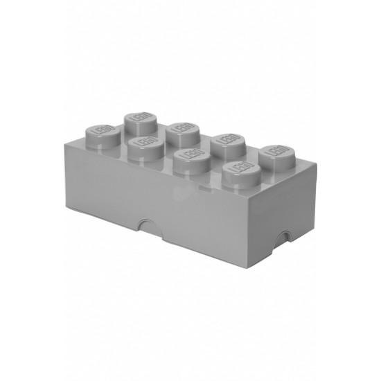 Room Copenhagen LEGO Storage Brick 8 grey - RC40041740