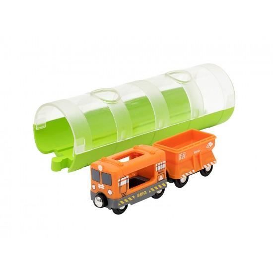 BRIO Cargo Train & Tunnel (33891)