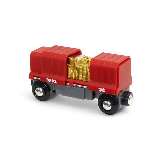 BRIO Gold Load Cargo Wagon (33938)