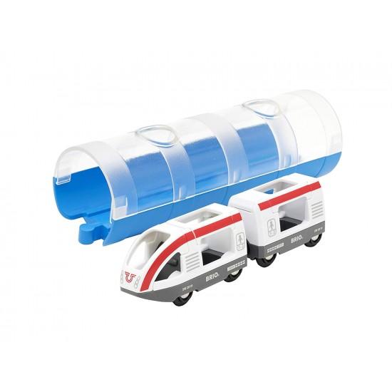 BRIO Travel Train & Tunnel (33890)