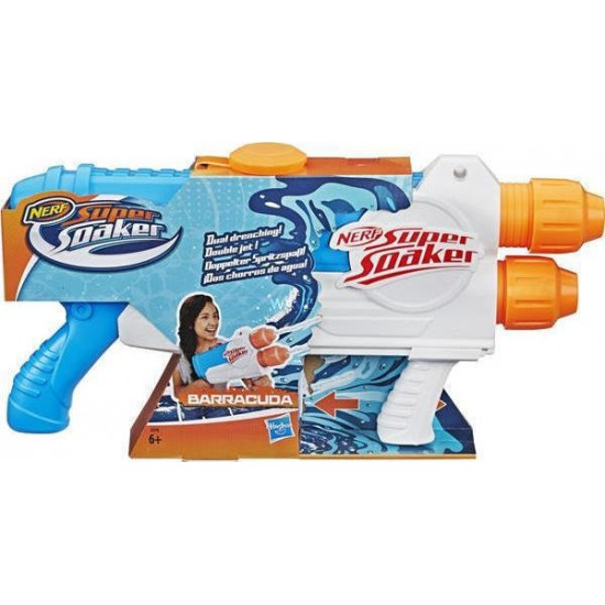 Hasbro Nerf Super Soaker - Barracuda E2770EU4