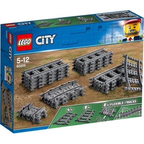 Lego City: Train Tracks 60205