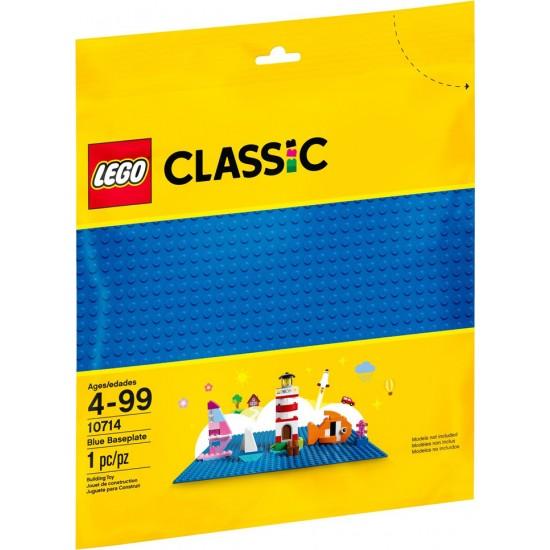 Lego Classic: Blue Baseplate 10714