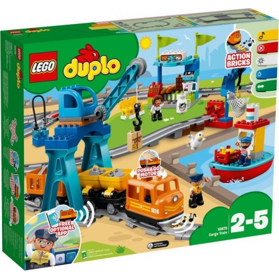 Lego Duplo: Cargo Train 10875