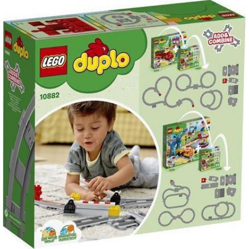 Lego Duplo: Train Tracks 10882