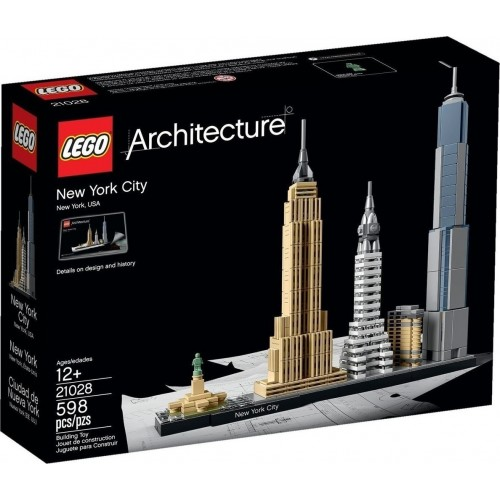 Lego New York City 21028