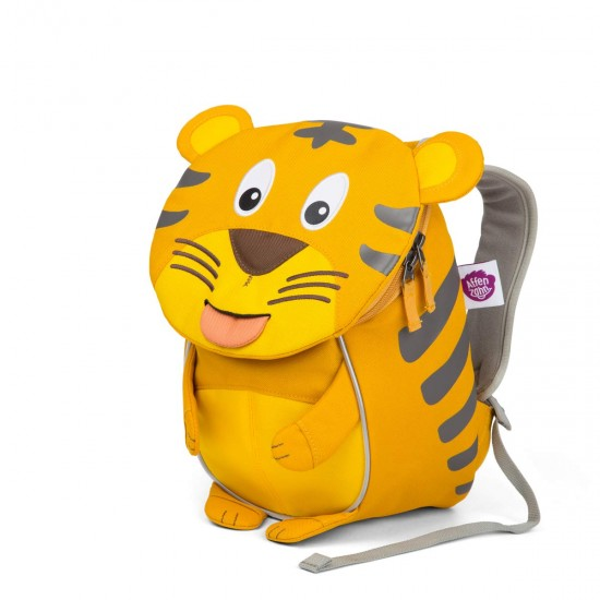 Affenzahn Small rucksack Timmy Tiger, Backpack (AFZ FAS 004-001)