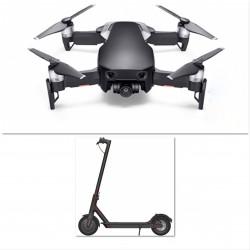 Drones-eScooter-eBike