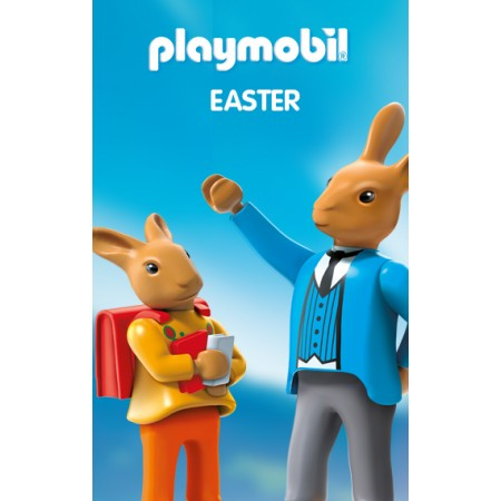 PLAYMOBIL EASTER