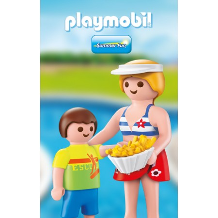 PLAYMOBIL SUMMER FUN