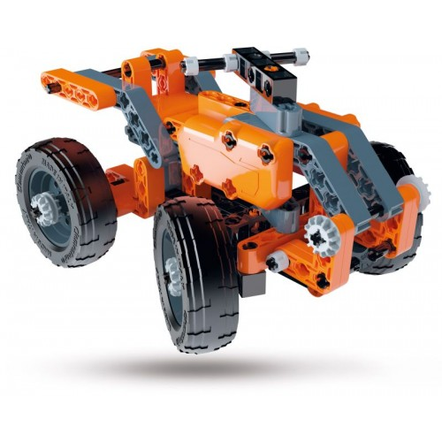As Company  Μαθαίνω Και Δημιουργώ Εργαστήριο Μηχανικής Buggy Και Quad (1026-63994)