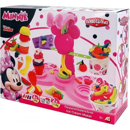 As Company Παγωτοπλαστελίνα Minnie - Ice Cream Maker (1045-03577)