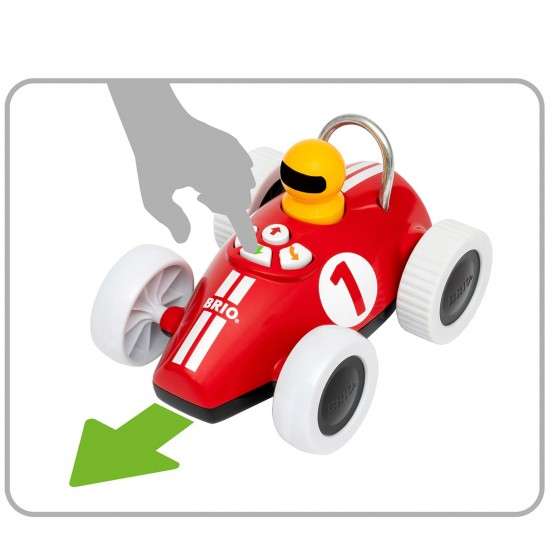 BRIO Play & Learn Action Racer (30234)