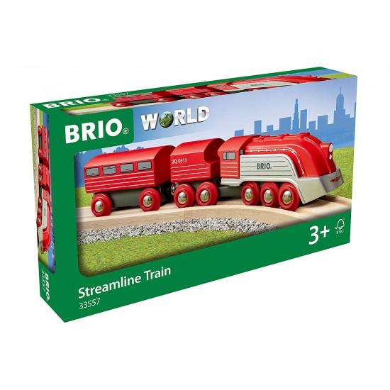Brio Streamline Train (33557)