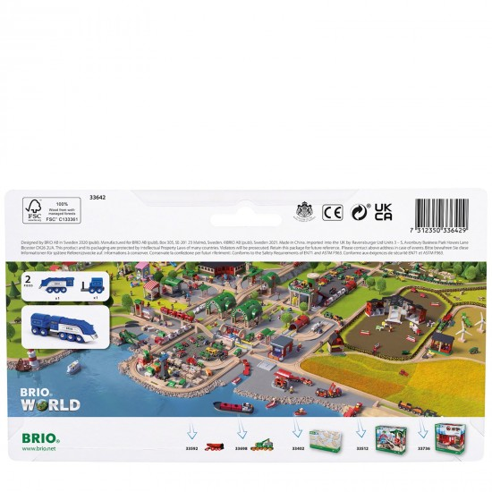 BRIO Special Edition Train (2021) (33642)