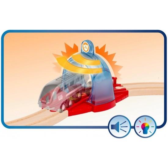BRIO Smart Tech Sound Rescue Action Tunnel Kit (33976)