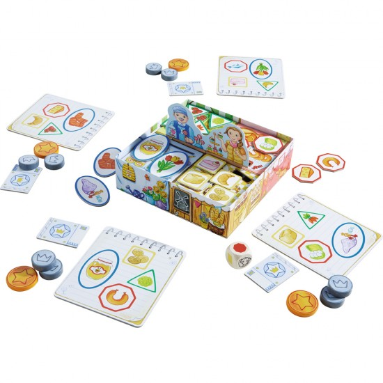 HABA My Very First Games – To Market! (302781)