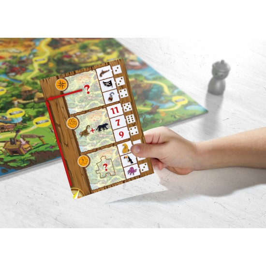 HABA Find the code! Pirate Island (304839)