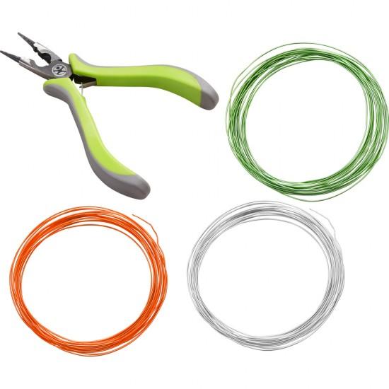 HABA Terra Kids Wire-Bending Pliers & Accessories (305429)