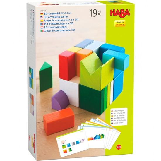 HABA 3D Arranging Game Chromatix(305463)