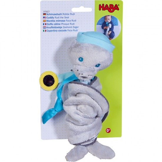 HABA Cuddly Rudi the Seal (305827)