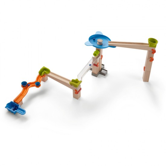 HABA Ball Track – Basic Pack Marble Twister (303964)