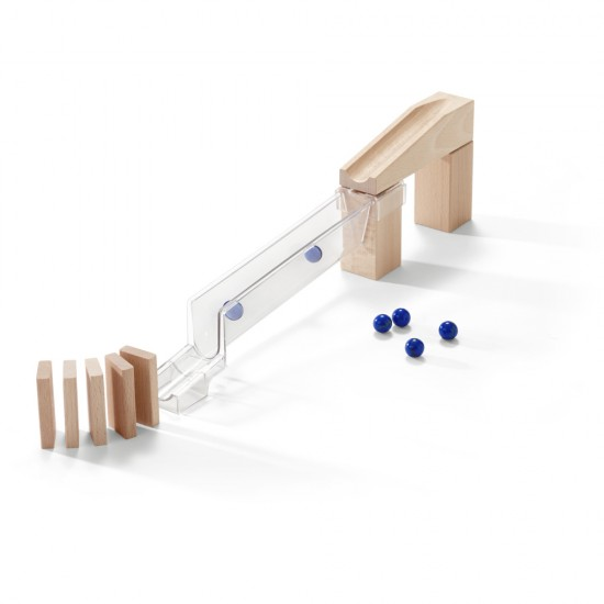 HABA Ball Track – Complementary Set Marble Canyon (303947)