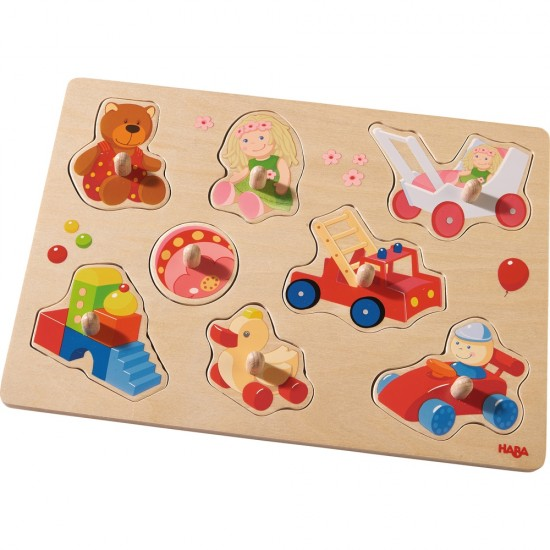 HABA Clutching Puzzle My first toys (301963)