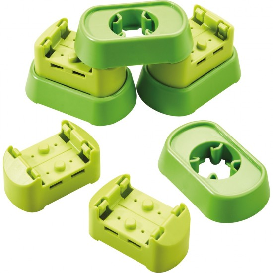 HABA Complementary Set Connectors and Base (300849)