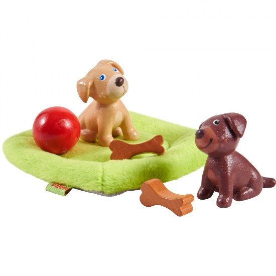 HABA Little Friends – Puppies (303892)