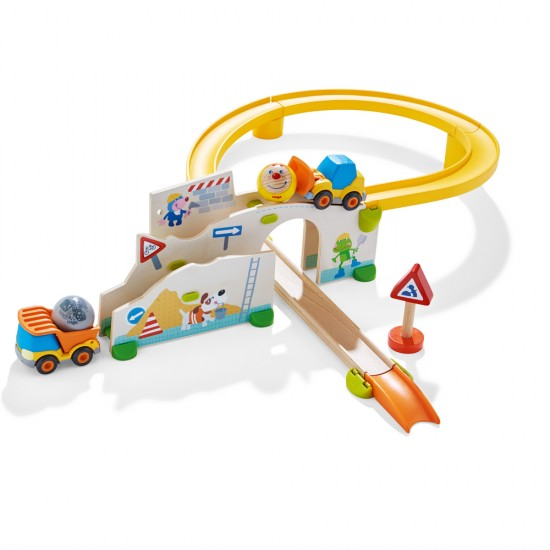 HABA Play Track At the Construction Site (303081)