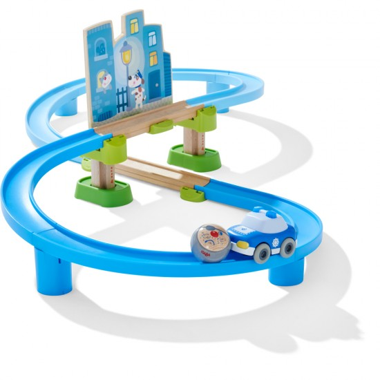 HABA Play Track Police Car Chase (303739)