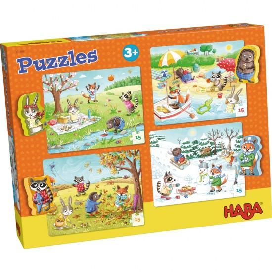 HABA Puzzles The Seasons (301888)