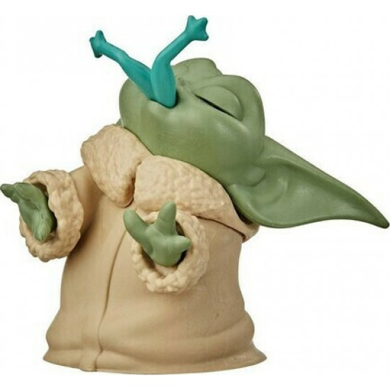 Mattel Star Wars The Bounty Collection The Child The Mandalorian Baby Yoda Froggy Snack 5.5 Εκ (F1220)