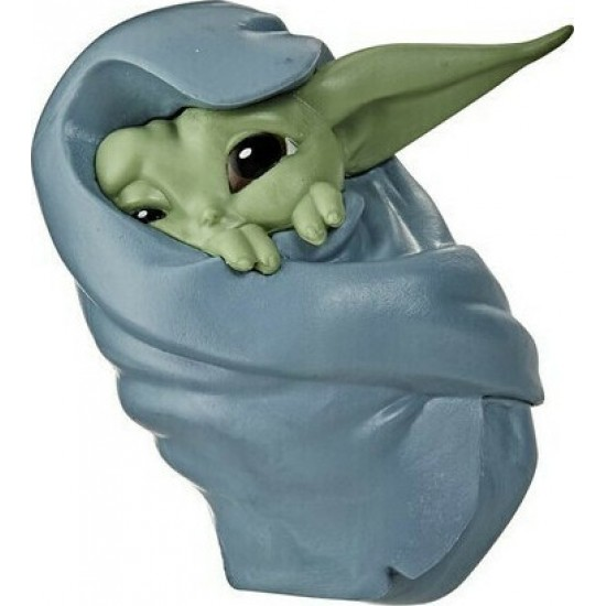Mattel Star Wars The Mandalorian The Bounty Collection The Child Baby Yoda Blanket Wrapped 5.5 Εκ. (F1221)