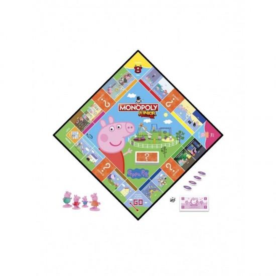 Hasbro  Monopoly Junior Peppa Pig (F1656)