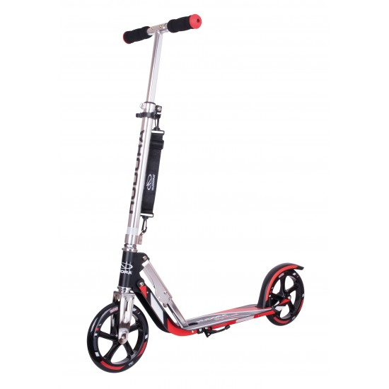 HUDORA Big Wheel RX 205 Universal Black,Red, Scooter(14724/01)