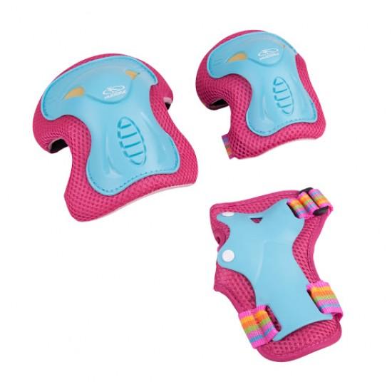 HUDORA , Accessories (turquoise/pink) Gr. M(83317)