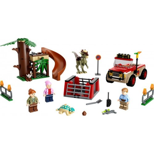 Lego Jurassic World Stygimoloch Dinosaur Escape (76939)