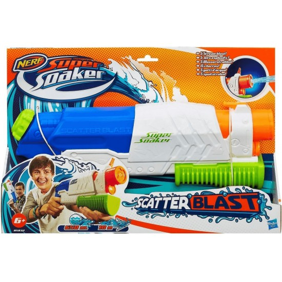 Hasbro Super Soaker Scatter Blast  (A5832EU4)