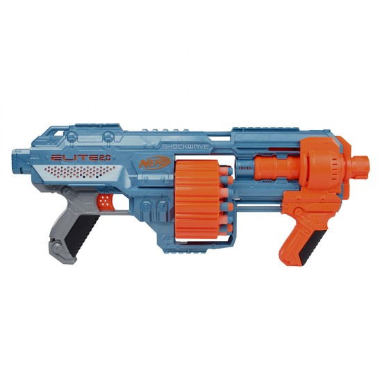 Hasbro Nerf Elite 2.0 Shockwave RD 15  (E9527EU4)